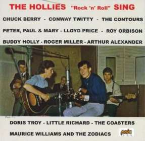 Hollies: Rock 'N' Roll Sing, CD