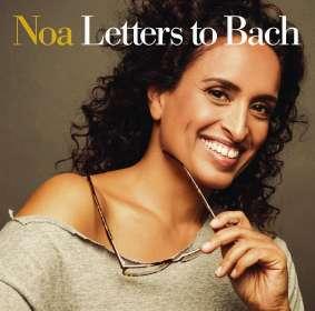 Noa (Nini Achinoam): Letters To Bach, CD