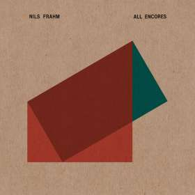 Nils Frahm (geb. 1982): All Encores, CD