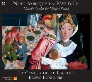 Noel Baroque en Pays d'Oc, CD
