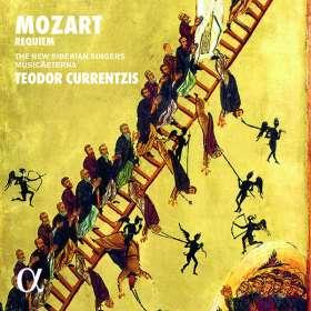 Wolfgang Amadeus Mozart (1756-1791): Requiem KV 626 (180g), 2 LPs