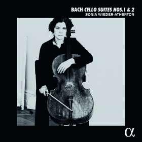 Johann Sebastian Bach (1685-1750): Cellosuiten BWV 1007 & 1008 (180g), LP