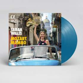 Sarah Willis - Mozart y Mambo (Blue Vinyl / 180g), LP