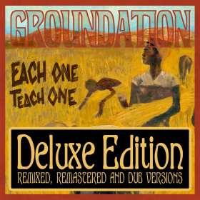Groundation: Each One Teach One (+CD Each One Dub One), 2 CDs
