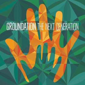 Groundation: The Next Generation, CD