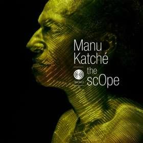 Manu Katché (geb. 1958): The Scope, LP