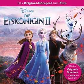 Die Eiskönigin 2, CD