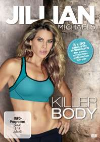 Jillian Michaels: Killer Body, DVD