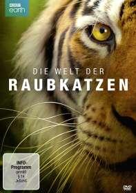 Die Welt der Raubkatzen, DVD