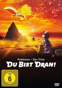 Kunihiko Yuyama: Pokemon - Der Film: Du bist dran!, DVD