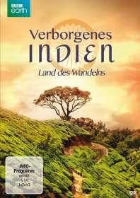 Verborgenes Indien - Land des Wandelns, DVD