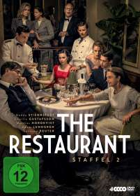 Harald Hamrell: The Restaurant Staffel 2, DVD