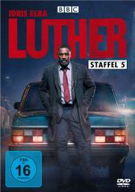 Jamie Payne: Luther Staffel 5, DVD