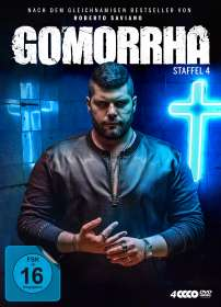 Gomorrha Staffel 4, DVD