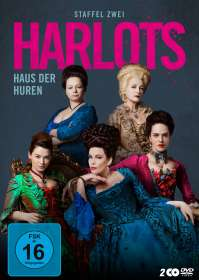 China Moo-Young: Harlots - Haus der Huren Staffel 2, DVD