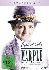 David Moore: Agatha Christie: Marple Staffel 6 (finale Staffel), DVD