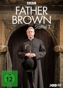 Father Brown Staffel 7, DVD