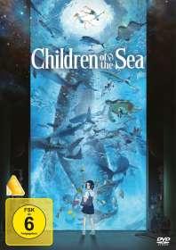 Ayumu Watanabe: Children of the Sea, DVD
