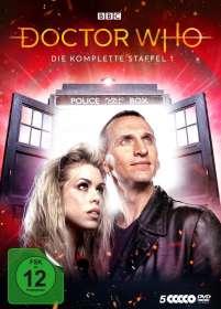 Keith Boak: Doctor Who Staffel 1, DVD
