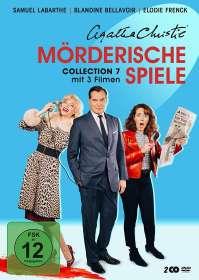 Didier Bivel: Agatha Christie: Mörderische Spiele Collection 7, DVD