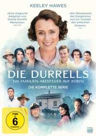 Die Durrells (Komplette Serie), DVD