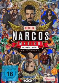 Narcos: Mexico Staffel 2, DVD