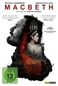 Macbeth (2015), DVD