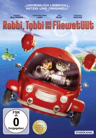 Robbi, Tobbi und das Fliewatüüt (2016), DVD