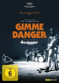 Jim Jarmusch: Gimme Danger (OmU), DVD