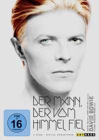 Der Mann, der vom Himmel fiel, 2 DVDs