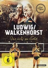 Guido Weihermüller: Ludwig/Walkenhorst - Der Weg zu Gold, DVD