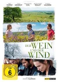 Cedric Klapisch: Der Wein und der Wind, DVD