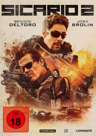 Sicario 2: Soldado, DVD