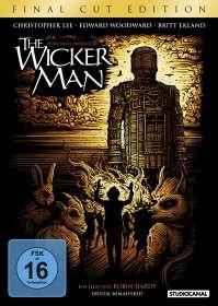 The Wicker Man (OmU) (1973), DVD