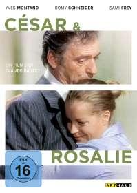 César & Rosalie, DVD