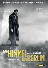 Der Himmel über Berlin, 2 DVDs