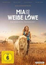 Mia und der weiße Löwe, DVD