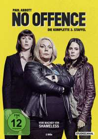 No Offence Staffel 3, DVD