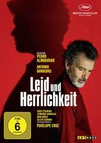 Pedro Almodovar: Leid und Herrlichkeit, DVD