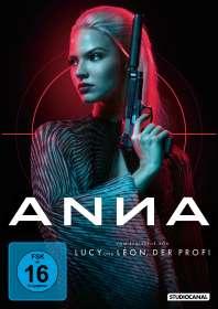 Luc Besson: Anna (2019), DVD
