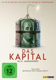 Justin Pemberton: Das Kapital im 21. Jahrhundert, DVD