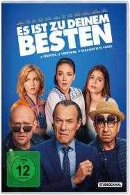 Marc Rothemund: Es ist zu deinem Besten, DVD