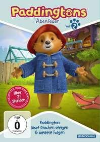 Paddingtons Abenteuer Vol. 2, DVD