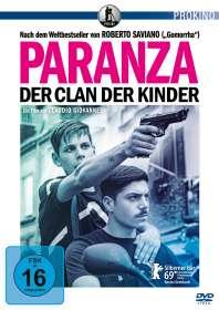 Claudio Giovannesi: Paranza - Der Clan der Kinder, DVD