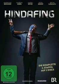 Boris Kunz: Hindafing Staffel 2, DVD