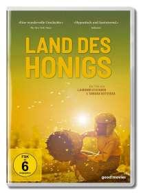 Ljubomir Stefanov: Land des Honigs (OmU), DVD