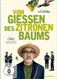 Elia Suleiman: Vom Giessen des Zitronenbaums, DVD
