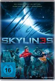 Liam O'Donnell: Skylines (2020), DVD