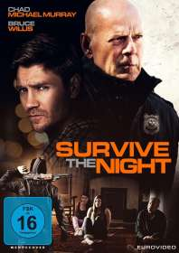 Matt Eskandari: Survive the Night, DVD