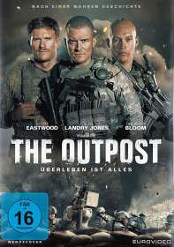 Rod Lurie: The Outpost, DVD